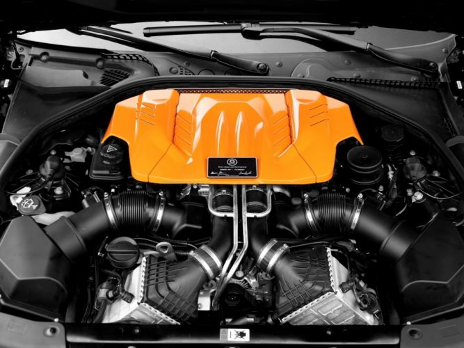 2013 G-Power BMW M6 Gran Coupe (F06) tuning m-6 engine h wallpaper