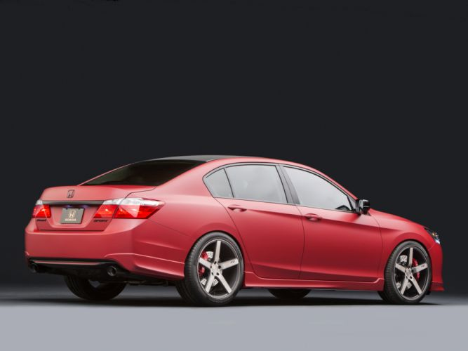 2013 Honda Accord by MAD-Industries tuning g wallpaper