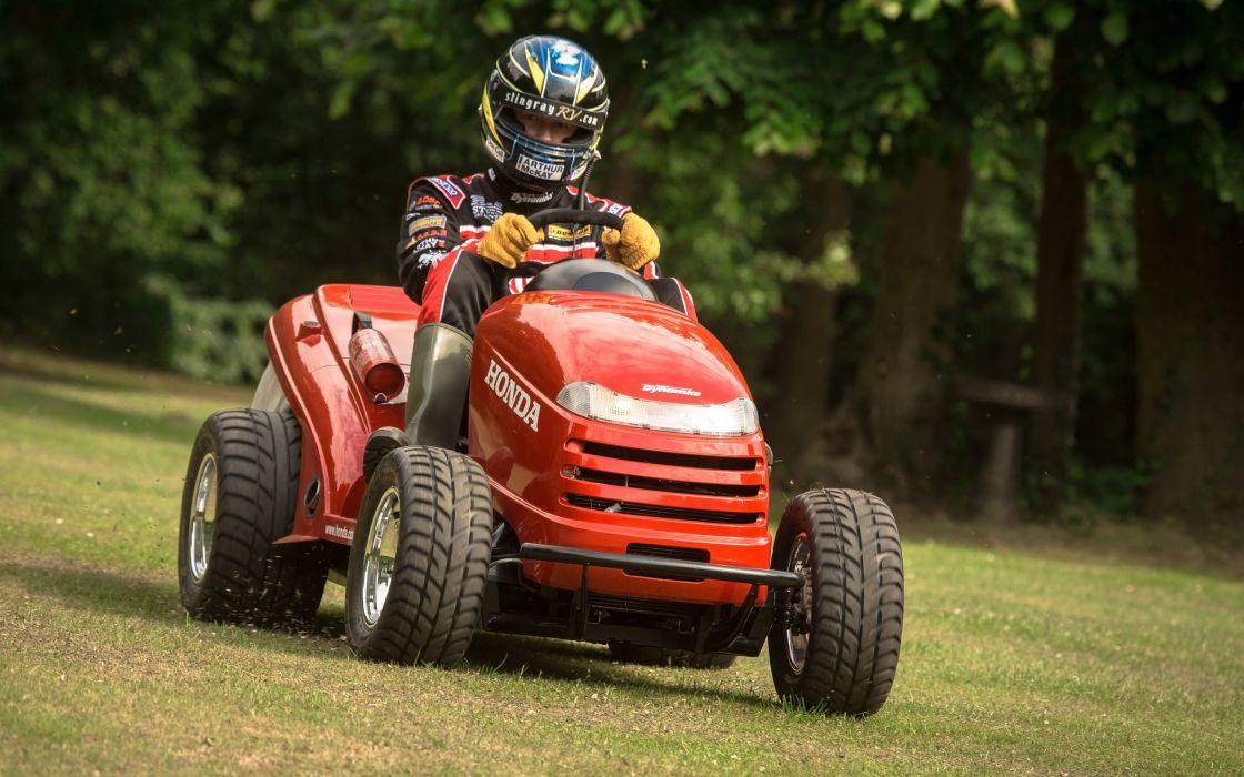 2013 Honda Mean Mower Tuning Race Racing E Wallpaper 2560x1600