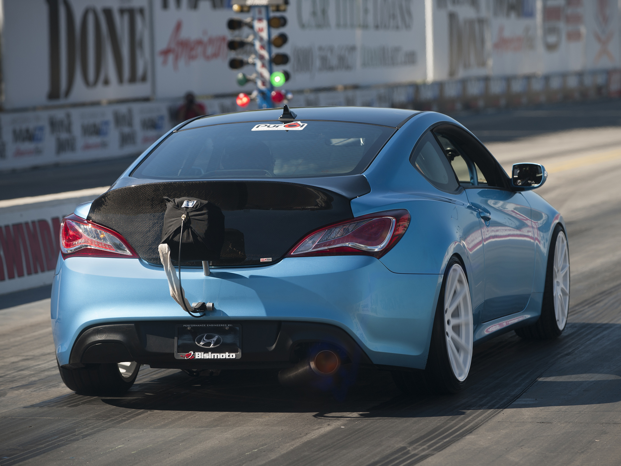 2013 hyundai genesis coupe by bisimoto engineering tuning. Black Bedroom Furniture Sets. Home Design Ideas