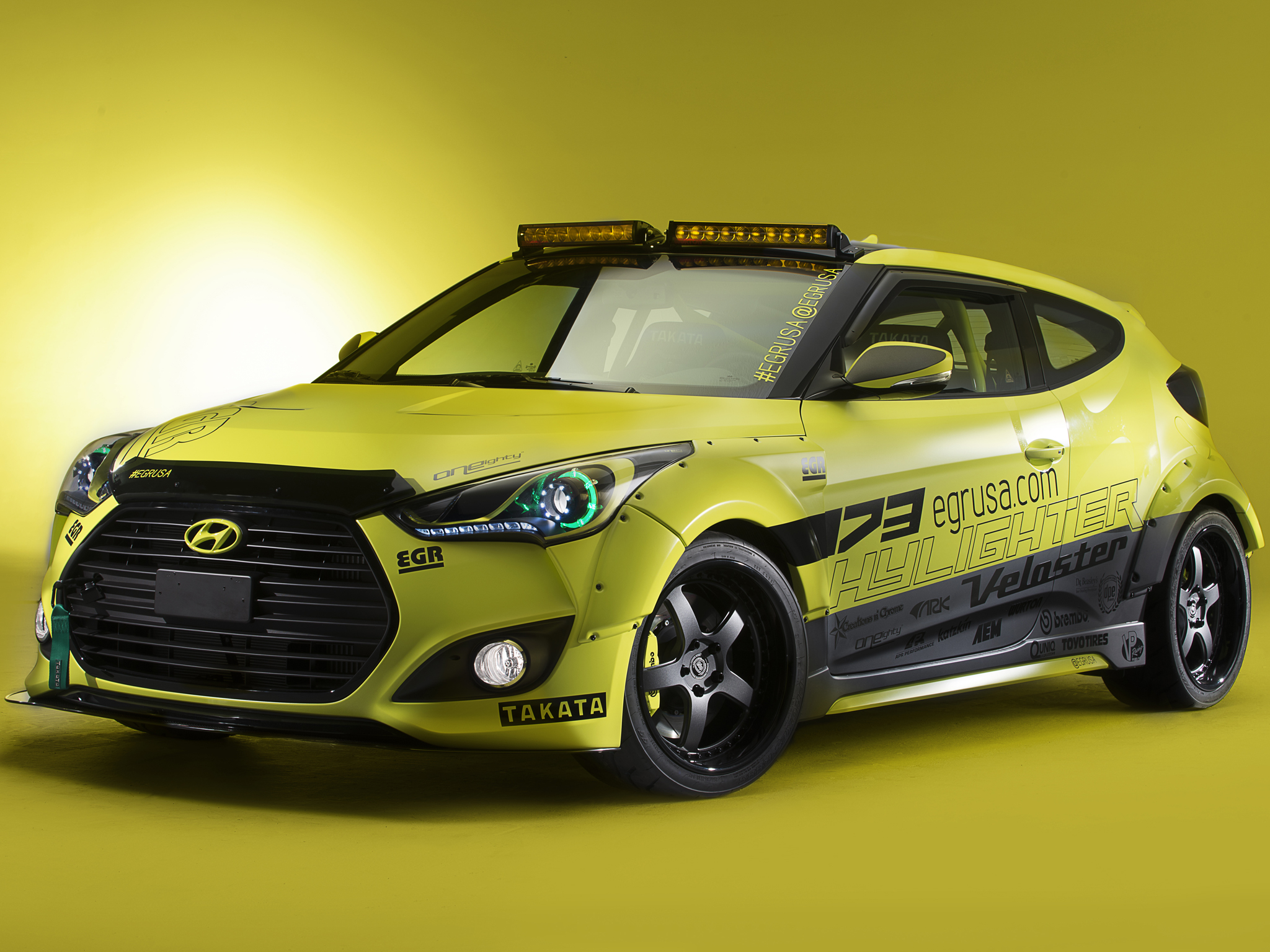 2013 hyundai veloster turbo night racer by egr tuning h. Black Bedroom Furniture Sets. Home Design Ideas