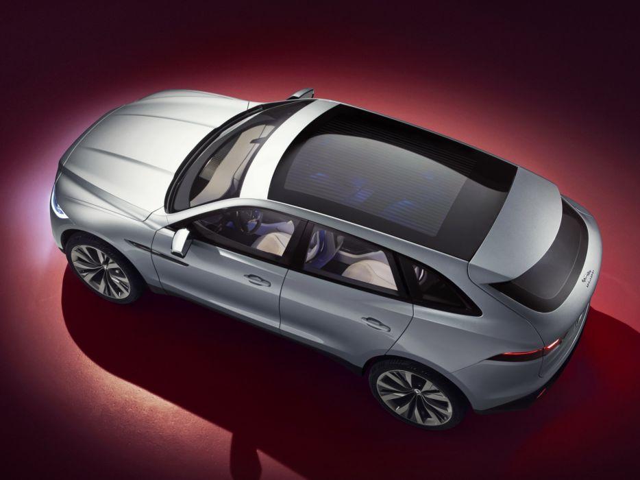 2013 Jaguar C-X17 Concept suv  f wallpaper