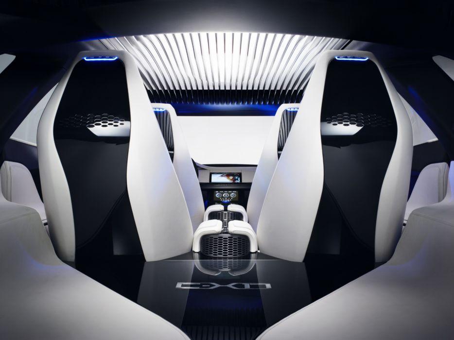 2013 Jaguar C-X17 Concept suv interior    f wallpaper