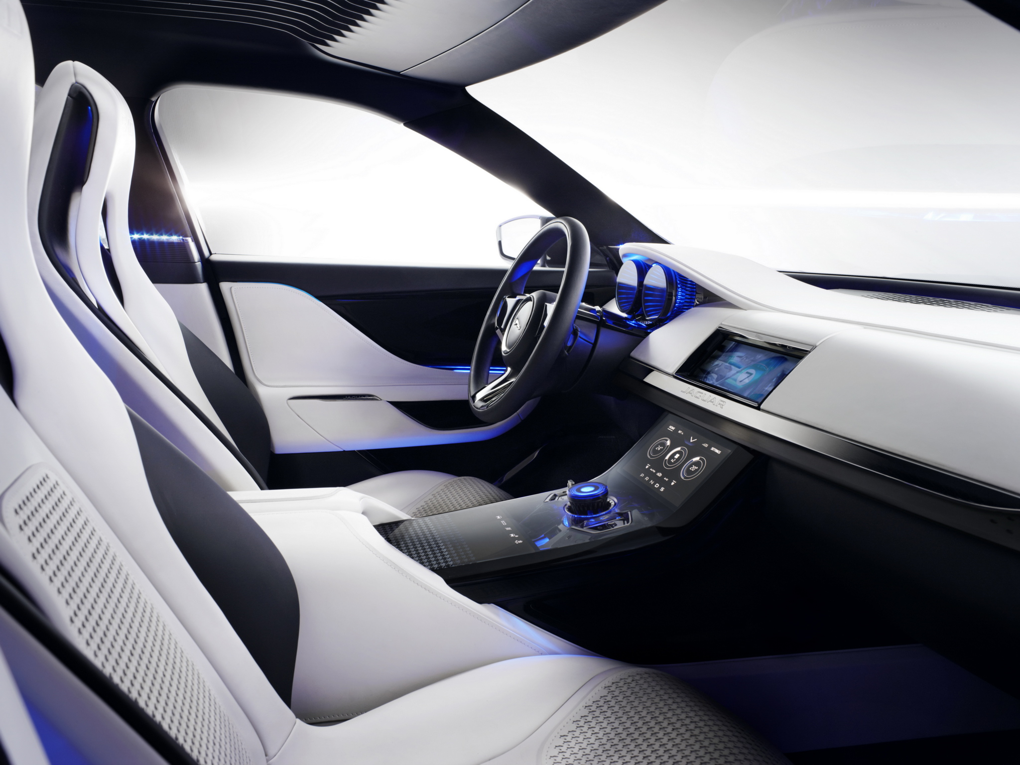 2013 jaguar c x17 concept suv interior f wallpaper 2048x1536 170966 wallpaperup. Black Bedroom Furniture Sets. Home Design Ideas