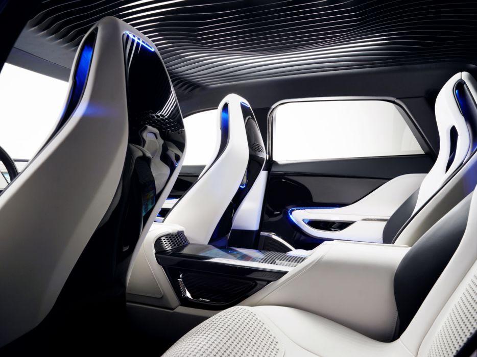 2013 Jaguar C-X17 Concept suv interior   g wallpaper