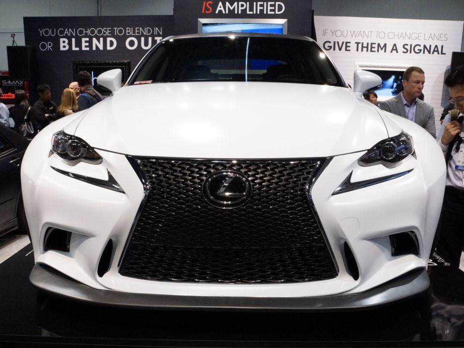 2013 Lexus IS F-Sport Deviantart Robert Evans VIP Auto Salon tuning i-s   da wallpaper
