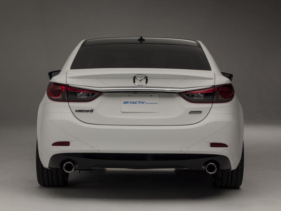 2013 Mazda Ceramic 6 Concept (GJ) g-j tuning  gd wallpaper