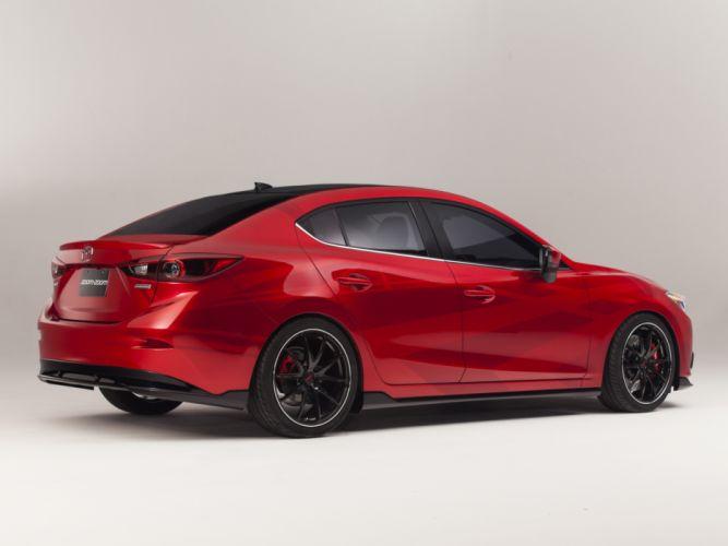 2013 Mazda Vector 3 Concept (BM) b-m tuning t wallpaper