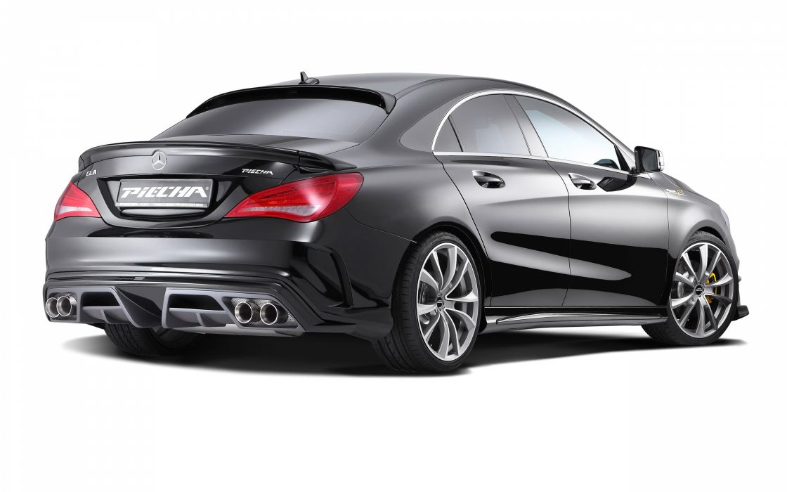 2013 Piecha-Design Mercedes Benz CLA tuning   g wallpaper