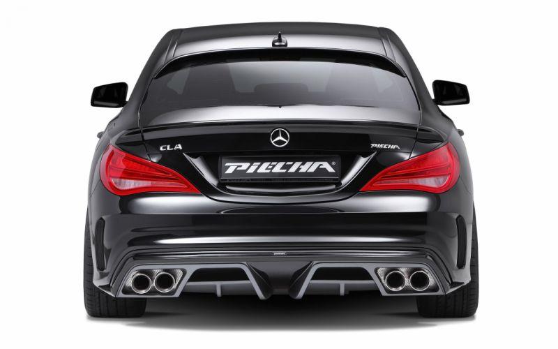 2013 Piecha-Design Mercedes Benz CLA tuning f wallpaper