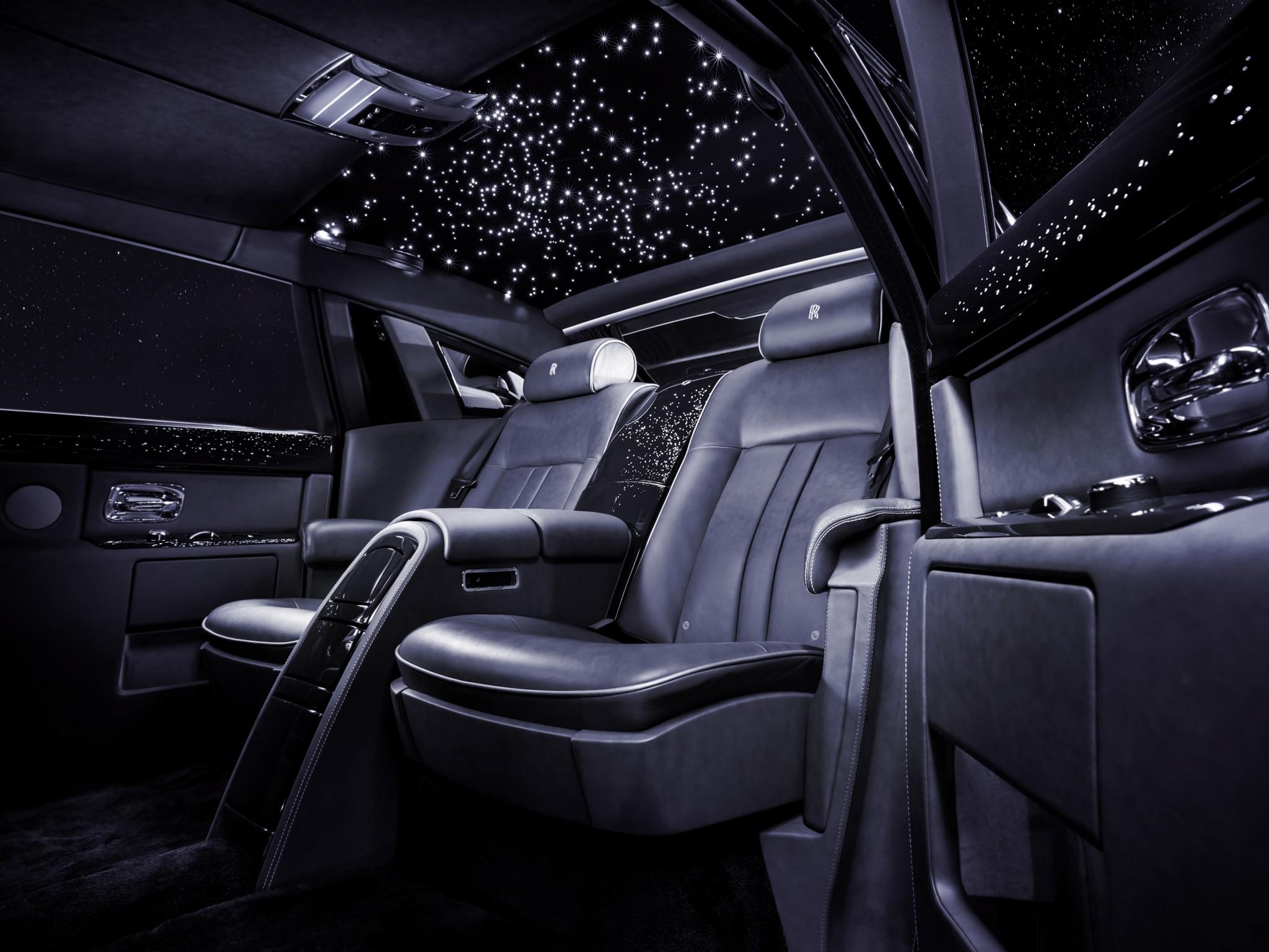 2013 Rolls Royce Phantom Celestial Luxury Interior G Wallpaper