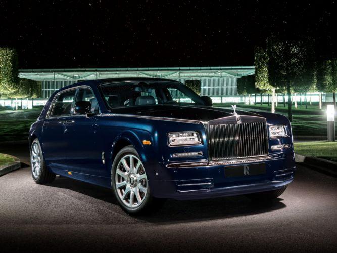 2013 Rolls Royce Phantom Celestial luxury g wallpaper