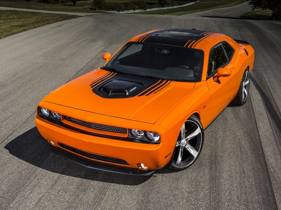 2014 Dodge Challenger R-T Shaker muscle  fs wallpaper