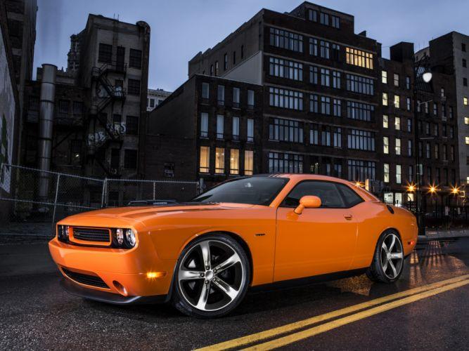 2014 Dodge Challenger R-T Shaker muscle e wallpaper