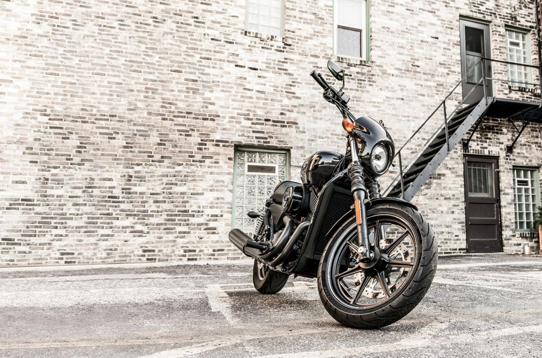 2014 Harley Davidson Street 750  f wallpaper