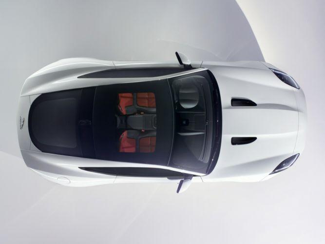 2014 Jaguar F-Type Coupe interior g wallpaper