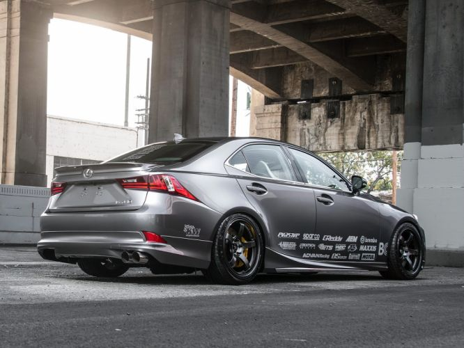 2014 Lexus IS 340 by Philip Chase tuning i-s f wallpaper