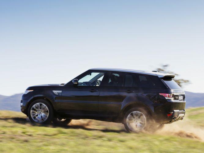 2014 Range Rover Sport Autobiography AU-spec suv awd luxury g wallpaper