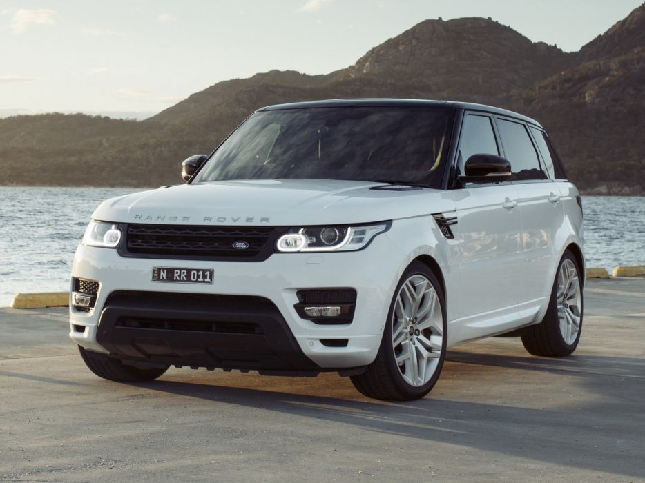 2014 Range Rover Sport Autobiography AU-spec suv awd luxury   d wallpaper
