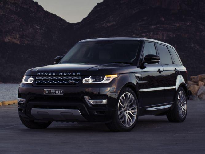 2014 Range Rover Sport Autobiography AU-spec suv awd luxury j wallpaper