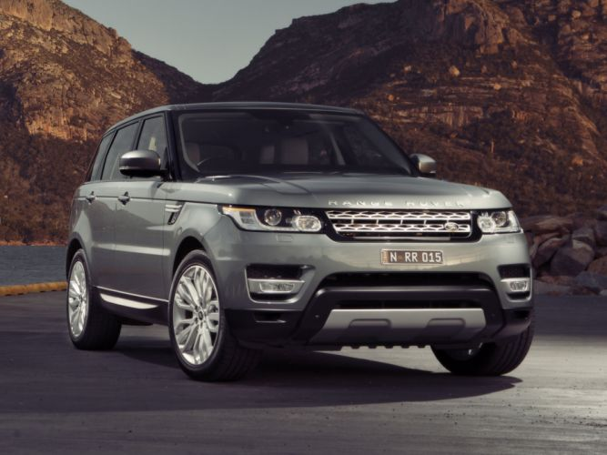 2014 Range Rover Sport HSE AU-spec suv awd f wallpaper