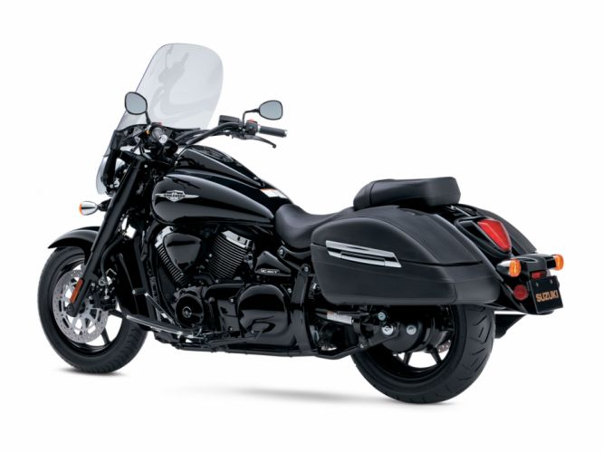 2014 Suzuki Boulevard C90T BOSS y wallpaper