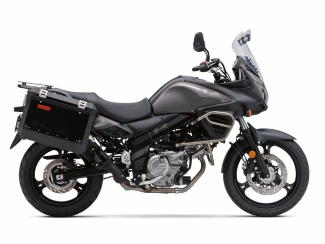 2014 Suzuki V-Strom 650A ABS Adventure f wallpaper