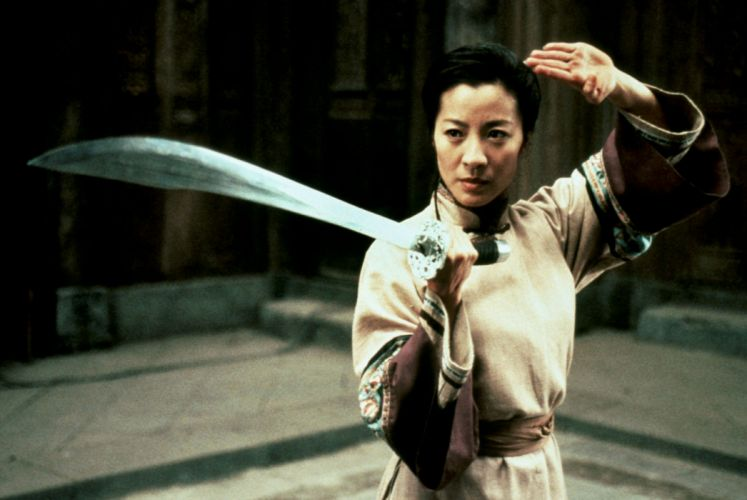 CROUCHING TIGER HIDDEN DRAGON martial arts action drama warrior sword katana g wallpaper