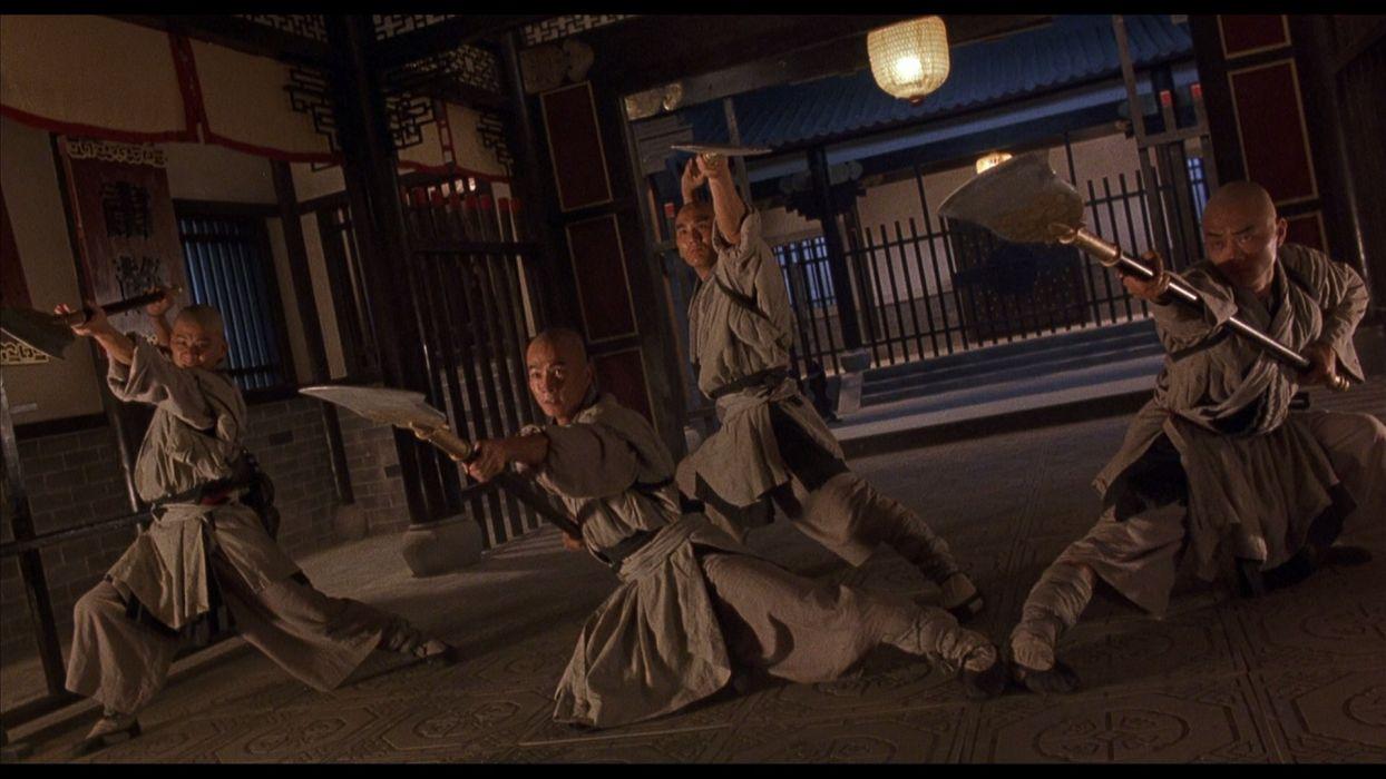 IRON MONKEY martial arts action   s wallpaper