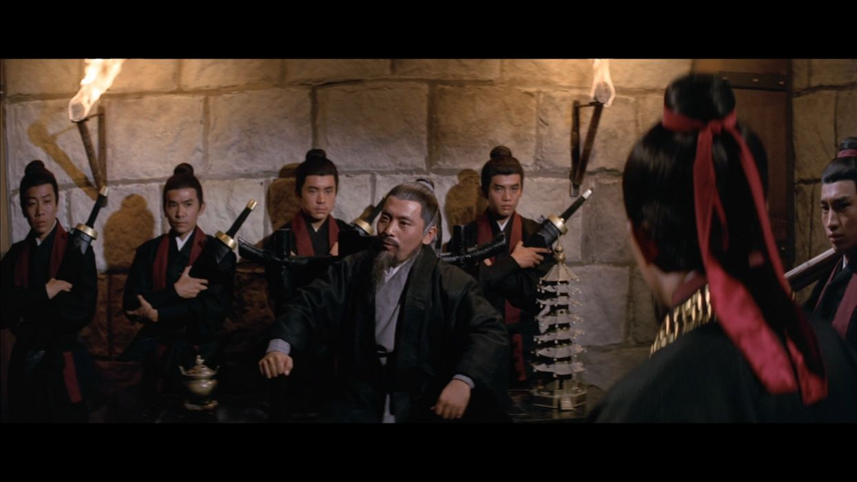THE ONE ARMED SWORDMAN martial arts action  r wallpaper