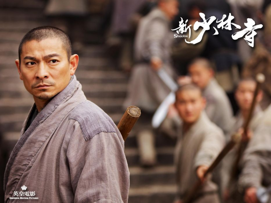THE SHAOLIN TEMPLE martial arts action     d wallpaper