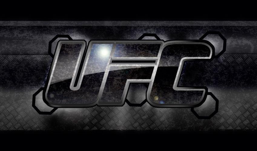 UFC mma battle martial arts action logo y wallpaper