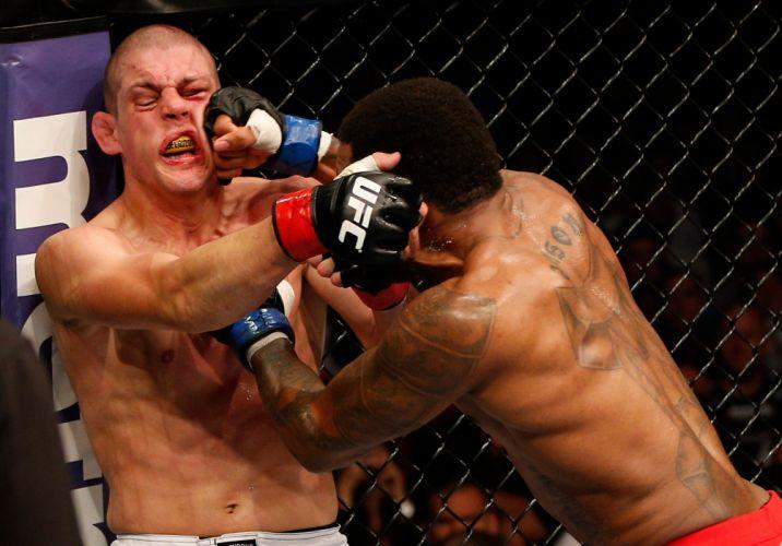 UFC mma martial arts battle f wallpaper