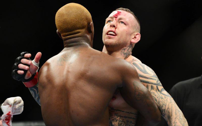 UFC mma martial arts blood g wallpaper