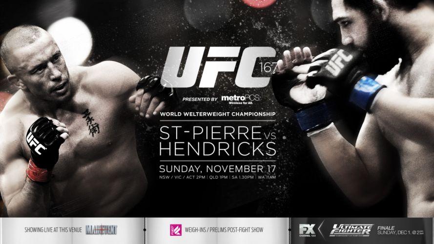 UFC mma martial arts poster r wallpaper
