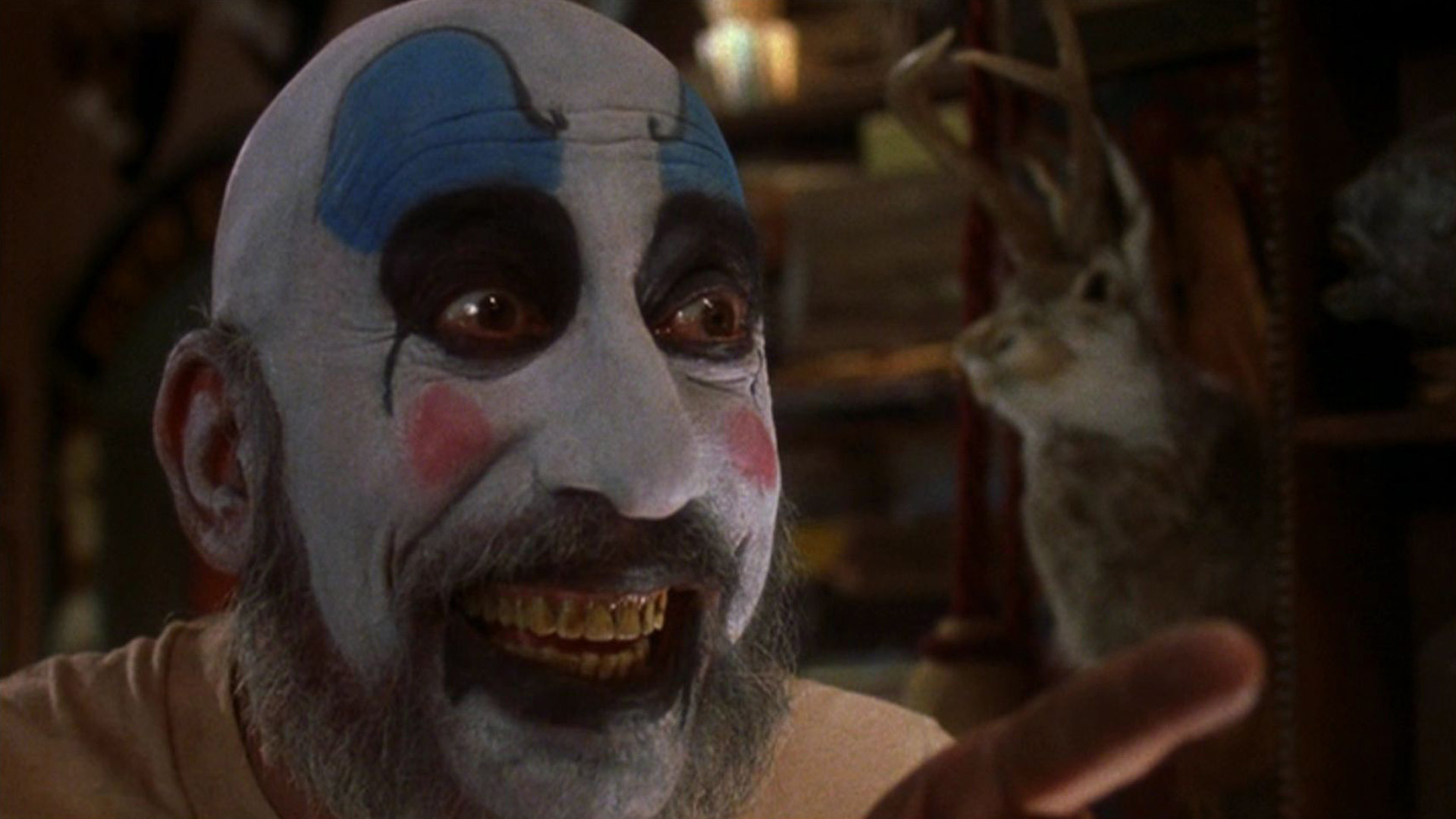 House Of 1000 Corpses Dark Horror Clown R Wallpaper 1920x1080