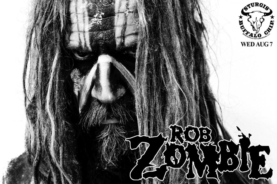 ROB ZOMBIE dark heavy metal       f wallpaper