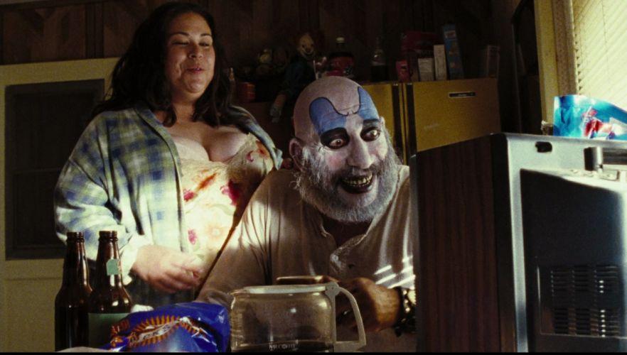THE DEVILS REJECTS dark horror clown h wallpaper