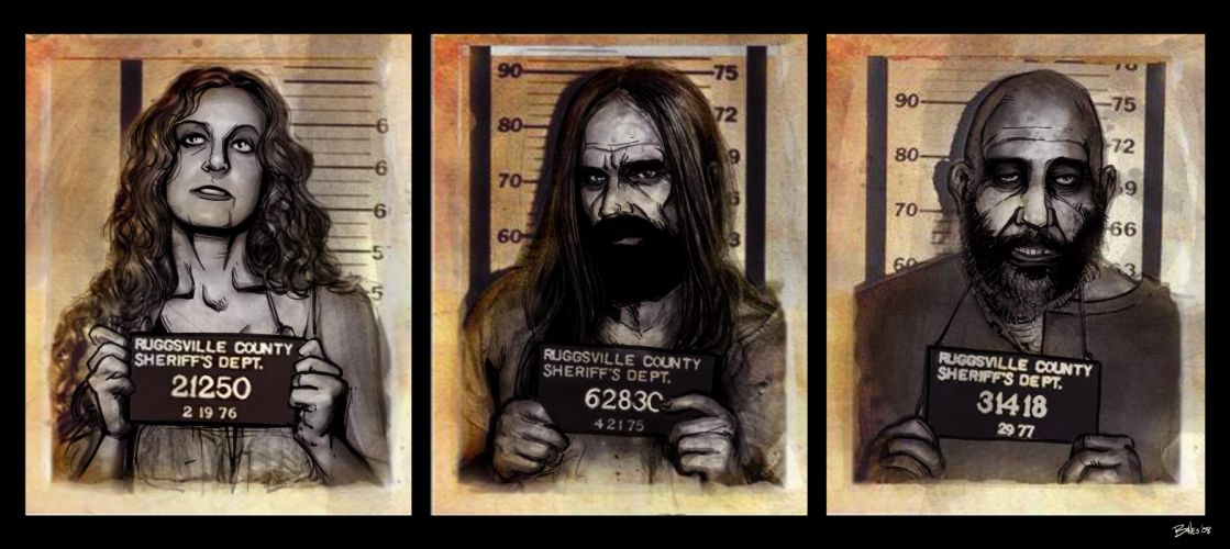 THE DEVILS REJECTS dark horror g wallpaper