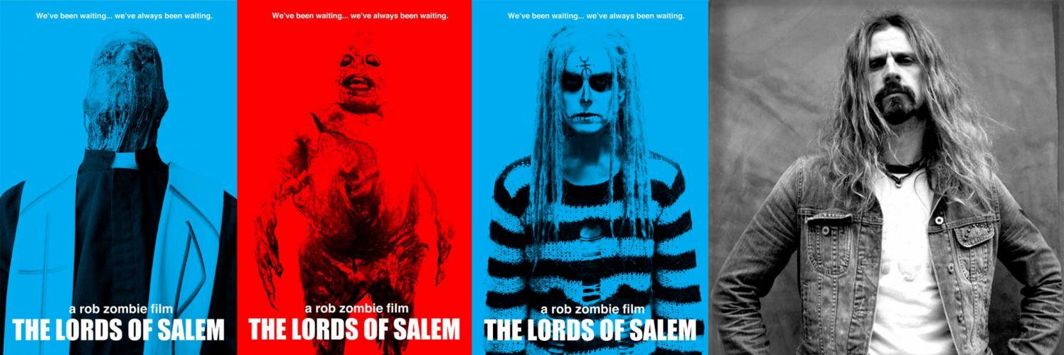 THE LORDS OF SALEM dark horror poster g wallpaper
