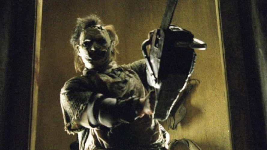 TEXAS CHAINSAW dark horror eq wallpaper
