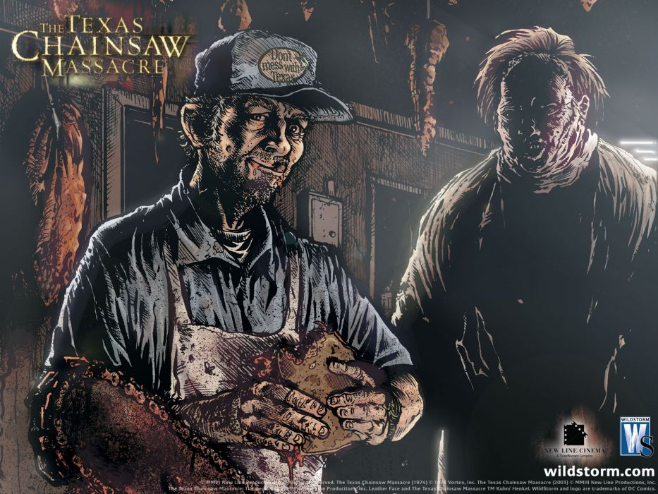 TEXAS CHAINSAW dark horror  f wallpaper