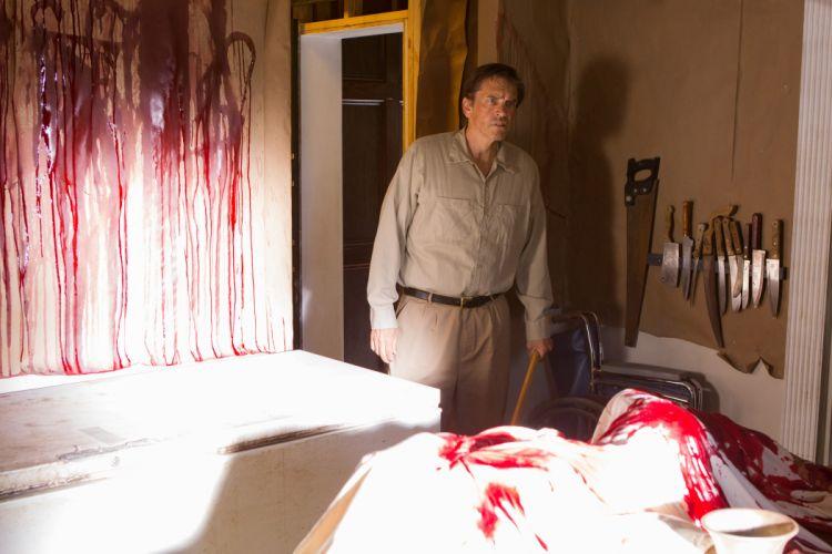 TEXAS CHAINSAW dark horror blood h wallpaper