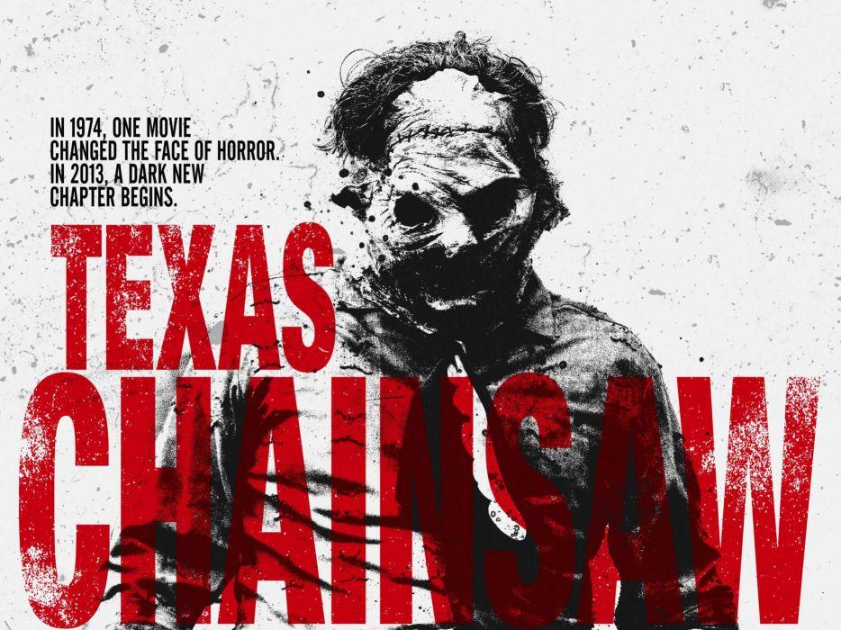TEXAS CHAINSAW dark horror poster    r wallpaper