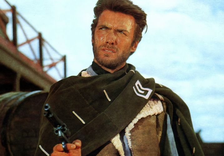 A FISTFUL OF DOLLARS western clint eastwood g wallpaper