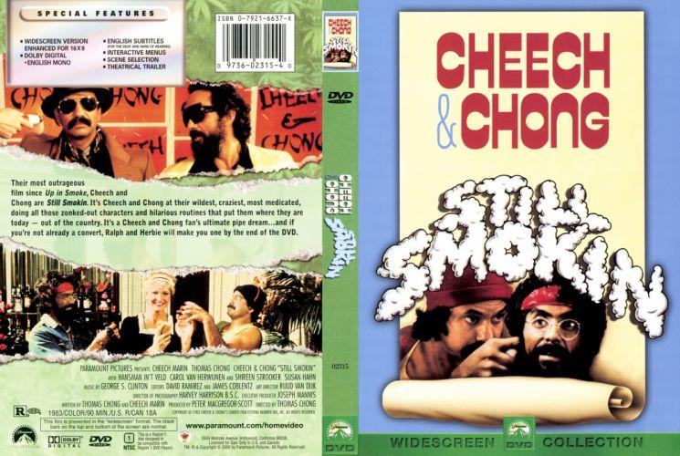 CHEECH AND CHONG comedy humor marijuana weed 420 poster h wallpaper