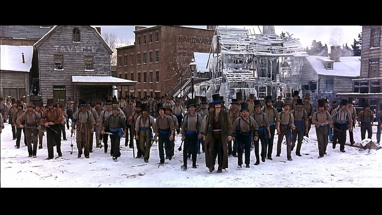 GANGS OF NEW YORK drama    r wallpaper
