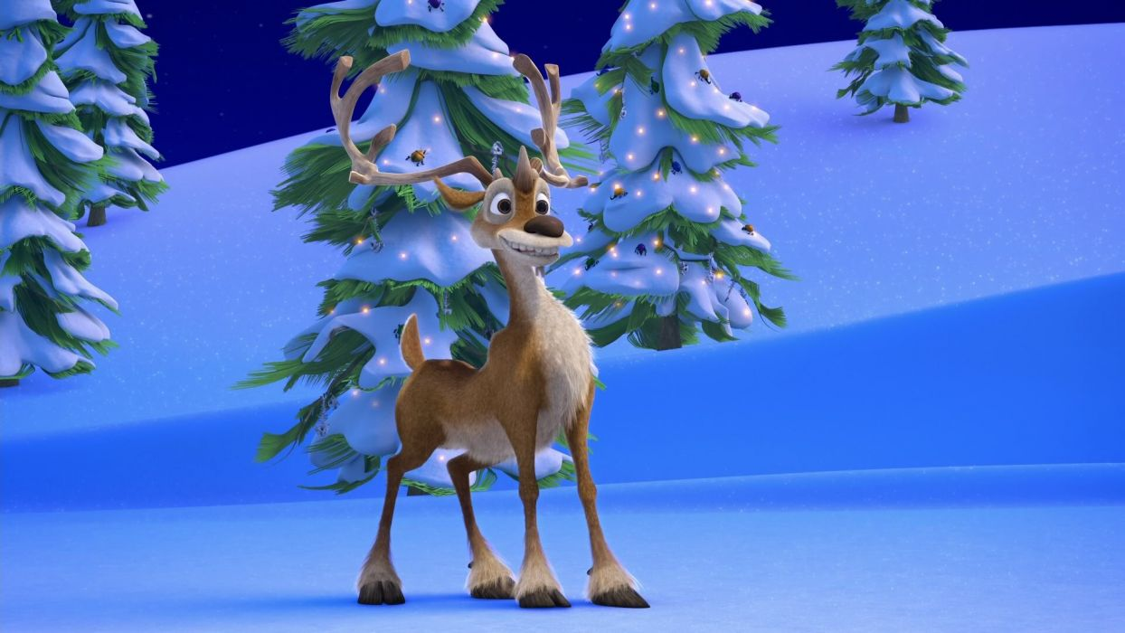 Ice Age A Mammoth Christmas movie    t wallpaper