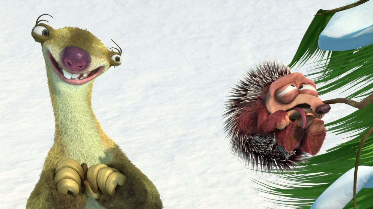 Ice Age A Mammoth Christmas movie r wallpaper | 1920x1080 | 171626 ...