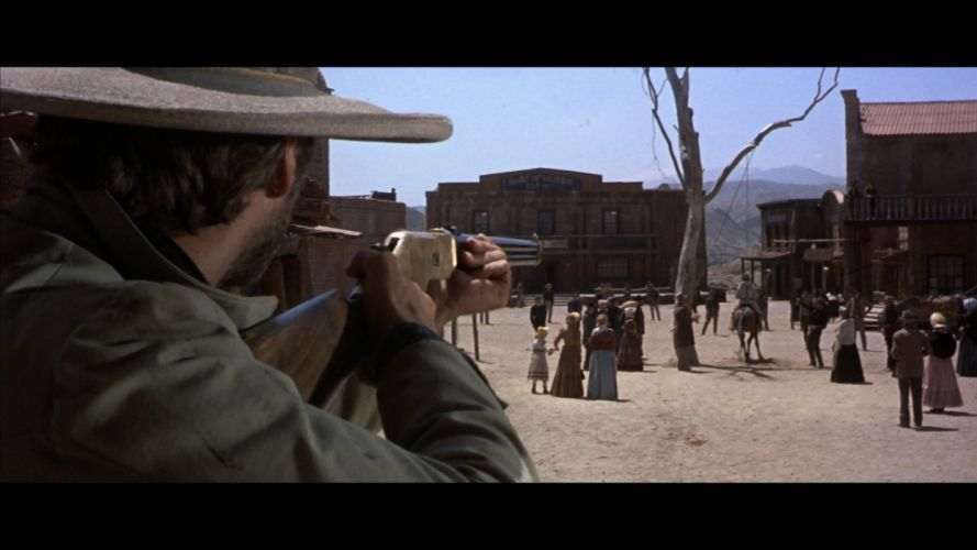 THE GOOD THE BAD AND THE UGLY western r wallpaper